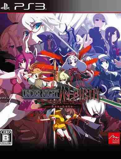 Descargar Under Night In Birth Exe Late [ENG][DUPLEX] por Torrent
